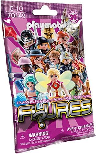 Playmobil PLAYMOBIL Figuras Niña (Serie 20)
