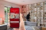 Bosch Smart Home WLAN Überwachungskamera (360° drehbar, für den Innenbereich, über App / Handy steuerbar - kompatibel mit Alexa) - 5