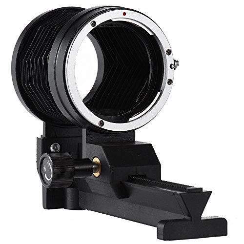 Andoer Fuelles de Extensión Macro Accesorio de Enfoque de Accesorios para Canon...