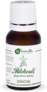 Naturalis Essence of Nature Patchouli Essential Oil 100% Undiluted Pure and Natural Therapeutic grade for Skin Care, Hair ...
