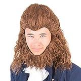 Beast Adult Costume Wig and Beard