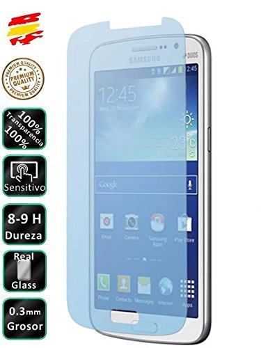 Movilrey Protector para Samsung Galaxy Grand 2 G7102 Cristal Templado de Pantalla...