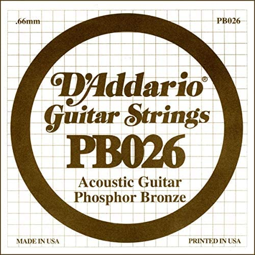 Top 10 Best acoustic guitar strings daddario Reviews