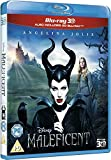Maleficent (Blu-ray 3D Blu-ray) (Region Free) Boxed and Sealed