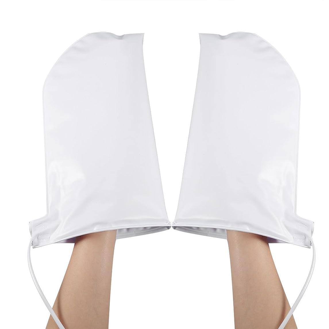 ヒューム銀努力する手袋 ヒートグローブ 加熱式 電熱 手ケア ハンドケア 2つ加熱モード 乾燥対策 手荒れ対策 補水 保湿 美白 しっとり