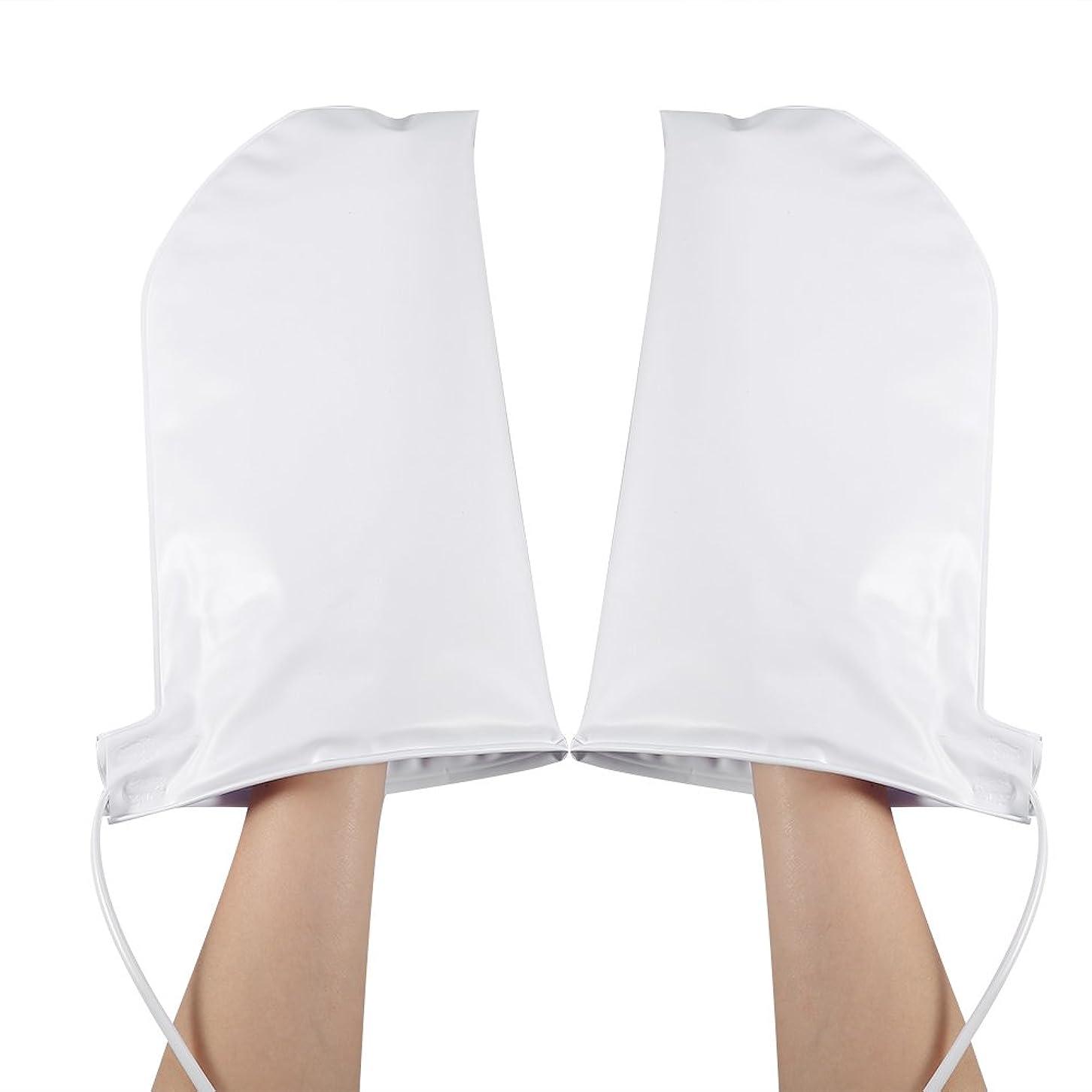 チャップソフトウェア副産物手袋 ヒートグローブ 加熱式 電熱 手ケア ハンドケア 2つ加熱モード 乾燥対策 手荒れ対策 補水 保湿 美白 しっとり