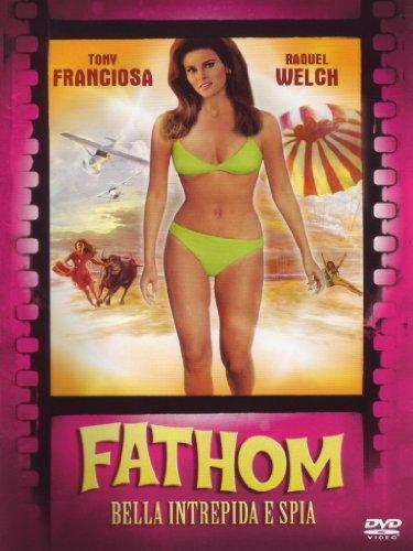 Guapa, intrépida y espía / Fathom (1967) [ Origen Italiano, Ningun Idioma Espanol ]