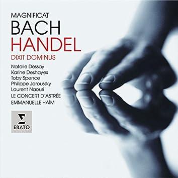 Handel: Dixit Dominus & Bach: Magnificat