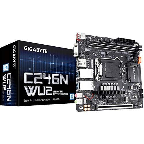 Gigabyte -   C246N-Wu2 Mini Itx