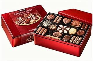 Kirkland Signature European Cookies with Belgian Chocolate, 2Count