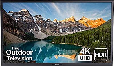 SunBriteTV Weatherproof Outdoor Television | Veranda (2nd Gen) 4K UHD HDR LED TV