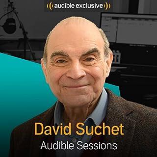 David Suchet cover art