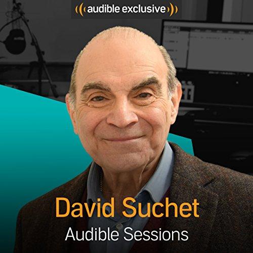 David Suchet audiobook cover art