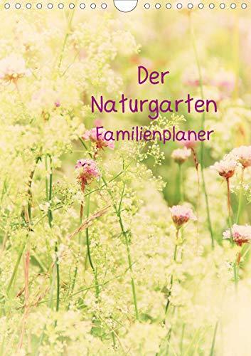 Der Naturgarten Familienplaner mit Schweizer KalendariumCH-Version (Wandkalender 2021 DIN A4 hoch)