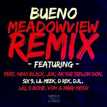 Meadowview (feat. Nino Black, Jdk, Ak the Teflon Don, Six 9, Lil Meek, D Rek, D.R., Liq, E Bone, Von, Marv Mitch) [Remix]