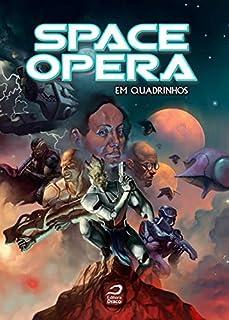 Space Opera em Quadrinhos