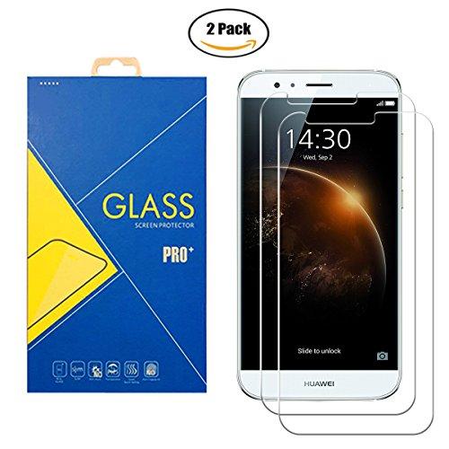 [2 Pack] Panzerglas Schutzfolie Huawei G8 / GX8 - Gehärtetem Glas Schutzfolie Bildschirmschutzfolie für Huawei G8 / GX8