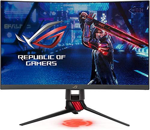 "ASUS ROG Strix XG27WQ 68,6cm (27"") WQHD Curved Gaming Monitor DP/HDMI 165Hz 1ms"