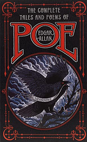 Complete Tales and Poems of Edgar Allan Poe (Barnes & Noble Collectible Classics: Omnibus Edition): The Complete Tales and Poems