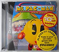 Ms Pac-Man Maze Madness / Game
