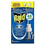 Raid insecticida Conector 45noches Después de pluma