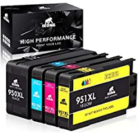 4-Pack IKONG HP 950XL/951XL Compatible Ink Cartridge