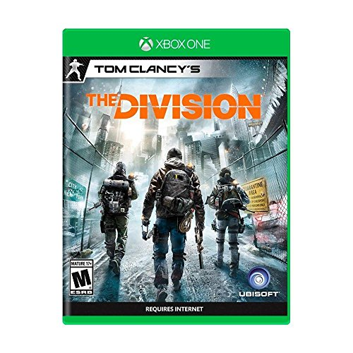 Tom Clancys: The Division, Ubisoft, Xbox One, 887256014513