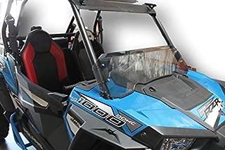 RZR Tinted Half Windshield fits Turbo/1000/900S/900 50