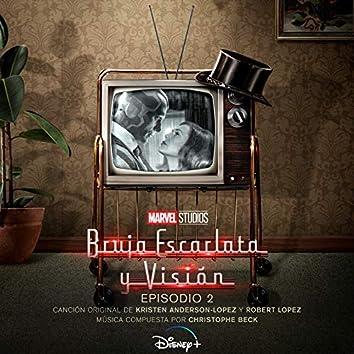 Bruja Escarlata y Visión: Episodio 2 (Banda Sonora Original)