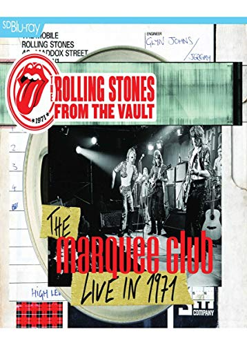 From The Vault The Marquee Club Live In 1971 [Blu-ray]