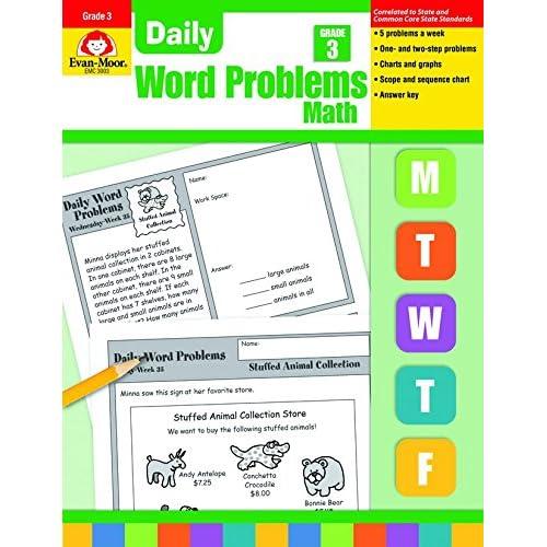 3rd Grade Math Books: Amazon com