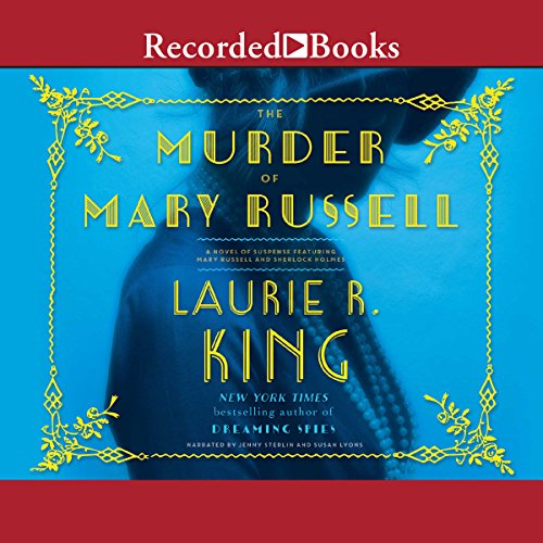 The Murder of Mary Russell audiobook cover art