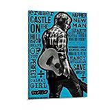 JDQS Singer Ed Sheeran 5 Poster, dekoratives Gemälde,