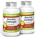 Garcinia Cambogia Sparangebot 2er Pack mit 80% HCA