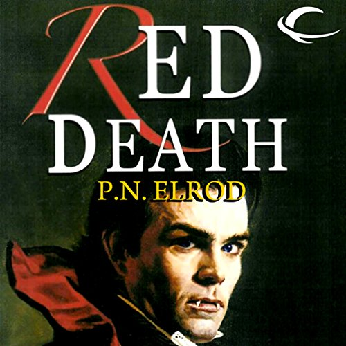 Red Death audiobook cover art