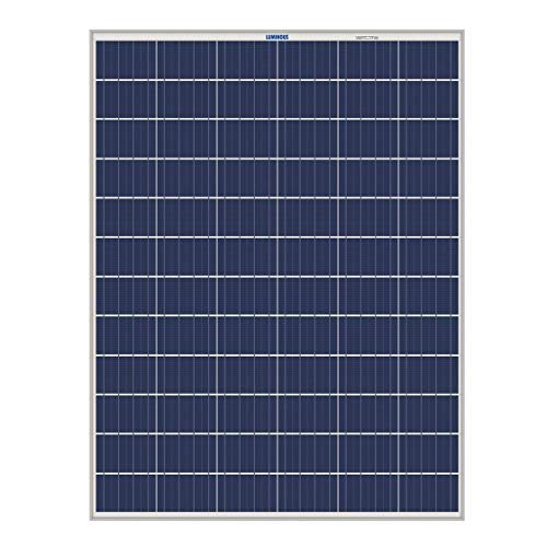 Luminous 325 Watt/24 V Poly Crystalline Solar...