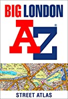 Big London A-Z Street Atlas