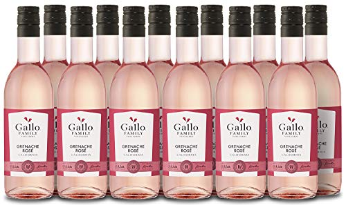 Gallo Family Vineyards Grenache Rose Lieblich (12 x 0.187 l)