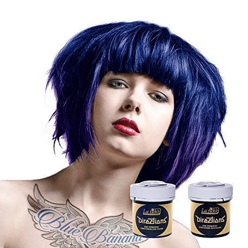 La Riche Directions Haarfarben Set aus 1x Atlantic Blue und 1x Midnight Blue