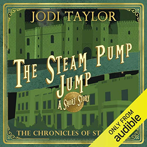 The Steam-Pump Jump     A Chronicles of St Mary's Short Story              Written by:                                                                                                                                 Jodi Taylor                               Narrated by:                                                                                                                                 Zara Ramm                      Length: 1 hr and 51 mins     5 ratings     Overall 4.8