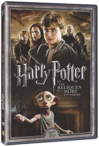 Harry Potter et les Reliques de la Mort - 1ère partie - Année 7 - Le monde des Sorciers de J.K. Rowling - DVD
