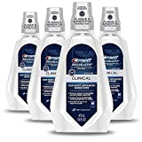 Crest Pro-Health Clinical Mouthwash with CPC (Cetylpyridinium Chloride), Gingivitis Protection,...