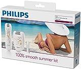 Philips Epilierer inkl. Bikinitrimmer & Pinzetten-Set (Sonderedition) HP6540/00, 46 Watt - 5