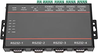 4 Serial Server Serial Server, 4-Serial Serial Server, Widely Use Without Downtime for Access Control and Attendance Syste...