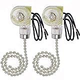 Pull Chain Switch Zing Ear ZE-109 Ceiling Fan...