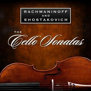 Rachmaninov and Shostakovich - The Cello Sonatas