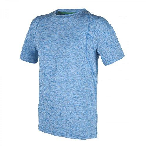 CMP T-Shirt Homme élastique Mélange T-Shirt Taille 3t65867 - Bleu - 44