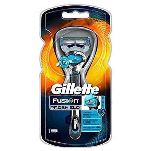 Gillette Fusion ProShield Chill Flexball Men's Razor