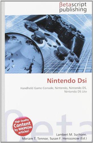 Nintendo Dsi: Handheld Game Console, Nintendo, Nintendo DS, Nintendo DS Lite