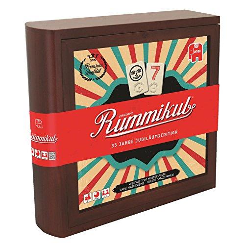 Jumbo 03984 - Original Rummikub 35 Jahre Jubiläumsedition